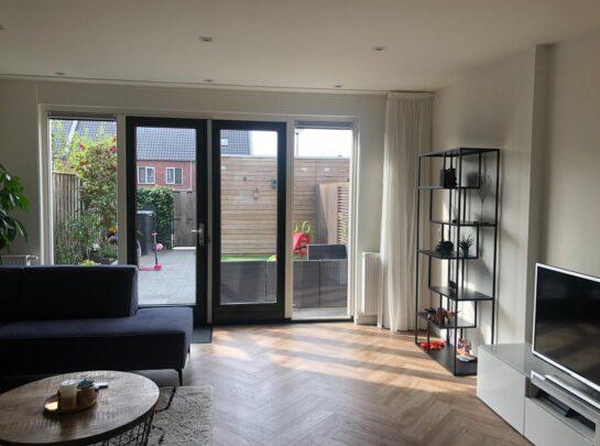 uitbouw in Utrecht
